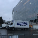 verhuiswagen huren bij kantoorverhuizing
