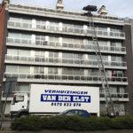 Ladderlift voor verhuis appartement
