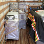 meubelbewaring van kasten & stoelen