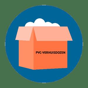 Goedkope Verhuisdozen? Huur PVC-verhuisboxen