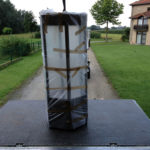 antieke kast stockeren