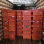 PVC-verhuisdozen bij kantoorverhuizing
