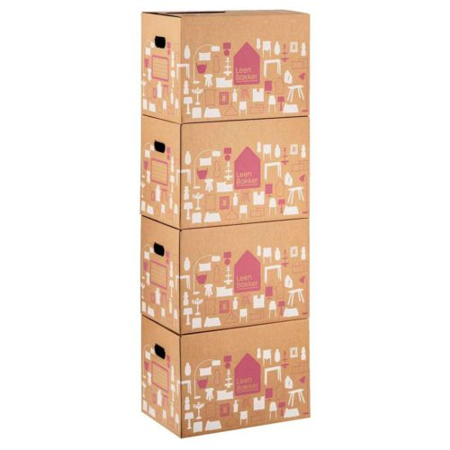 verhuisdozen stapelen karton 48x32x34