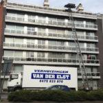 Verhuiswagen huren met ladderlift