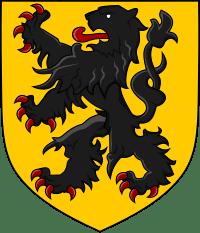 vlag van Oost-Vlaanderen